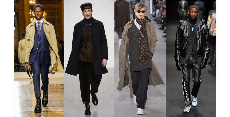 d2e792820b6 Модные стили мужской одежды осень-зима 2018-2019