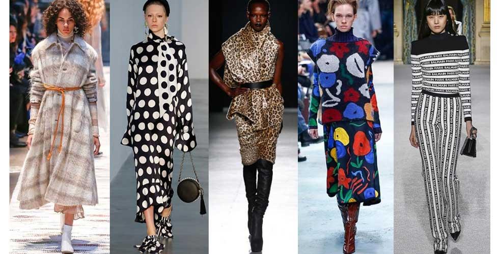 7b6fcadadc1 Тенденции женской моды Осень Зима 2018